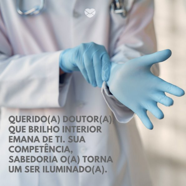 Mensagens Dia Do Médico Homenagem Ao Profissional Da Medicina