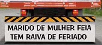 Frases De Parachoque Caminhão Garantia De Boas Risadas
