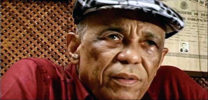 Músico Bezerra da Silva.