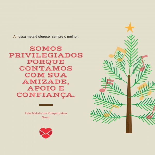 Boas Festas Aos Clientes Mensagens De Natal Para O Trabalho Natal