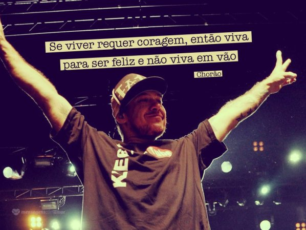 Frases Do Líder Da Banda Charlie Brown Jr