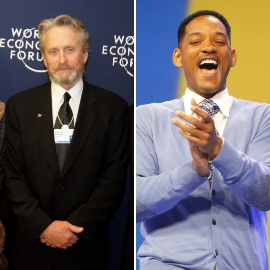 Michael Douglas, ator e cineasta norte-americano