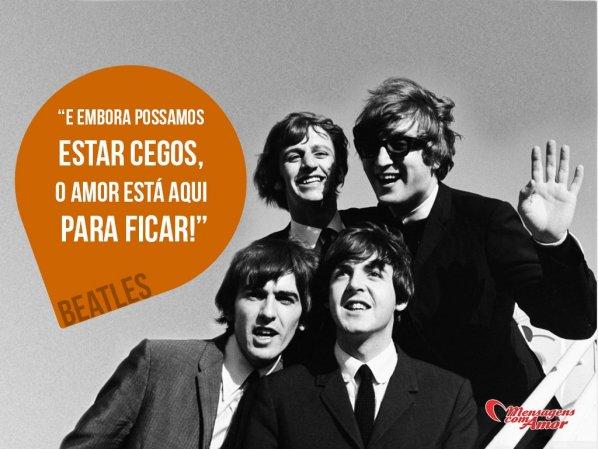 Frases Dos Beatles A Famosa Banda De Rock Britânica