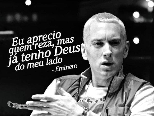 Frases Do Eminem O Rapper Que Não Tem Medo Das Palavras
