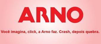' Você imagina, click, a Arno faz. Crash, depois quebra.' - Slogans Sinceros