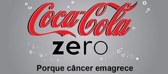 'Porque câncer emagrece' - Slogans Sinceros