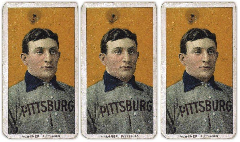 Cartão de homem branco com camisa cinza.