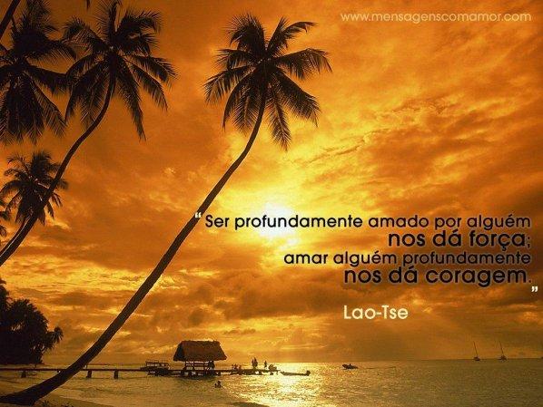 Amor Encorajador Lao Tse Amor