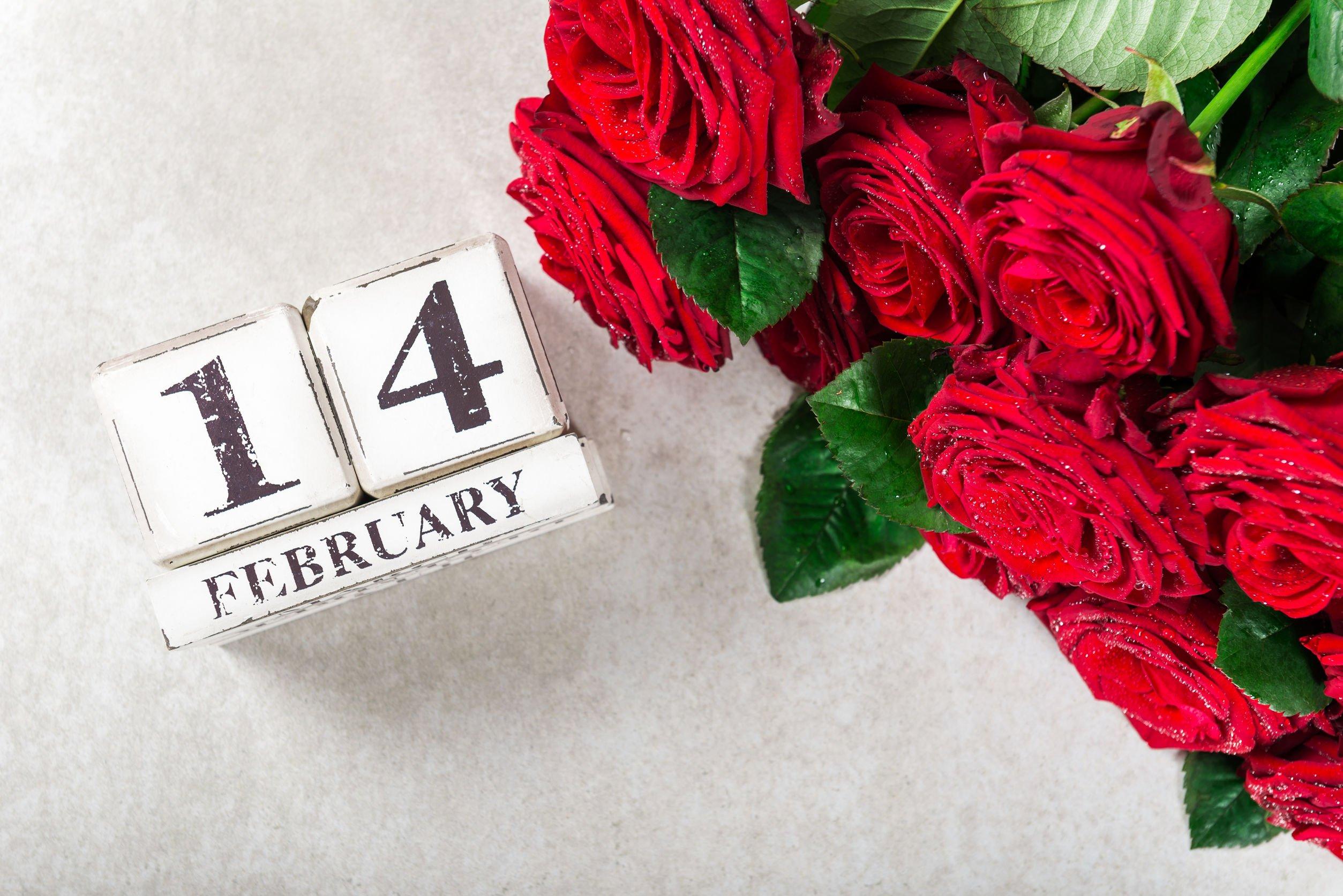 Data 14 de fevereiro - Comemorações Internacionais