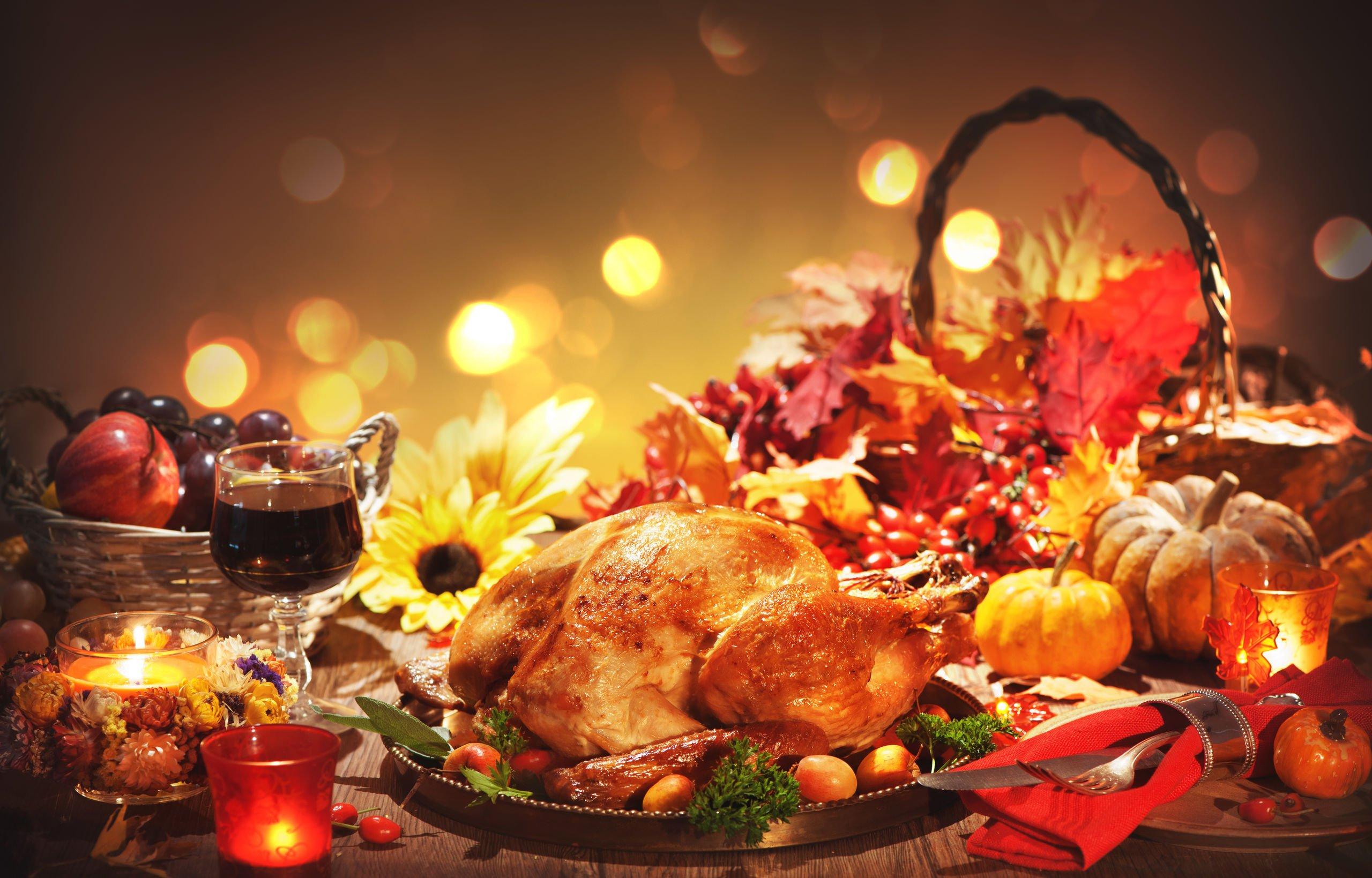 Banquete de Ação de Graças - Comemorações Internacionais