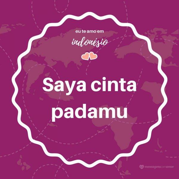 Eu Te Amo No Mundo Porque O Amor Não Conhece Limites Geográficos