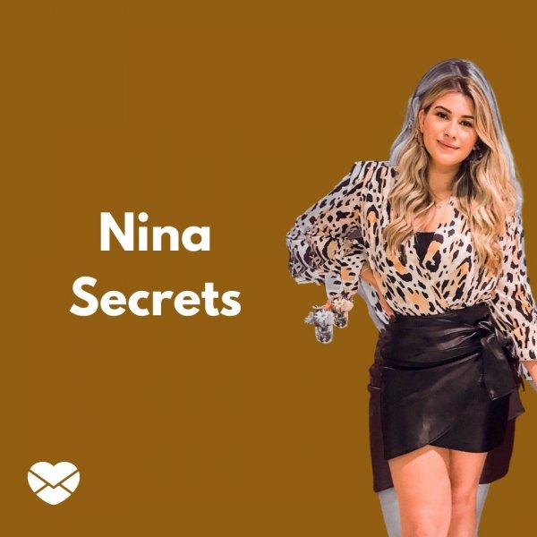 'Nina Secrets' -  Páginas de moda do Facebook