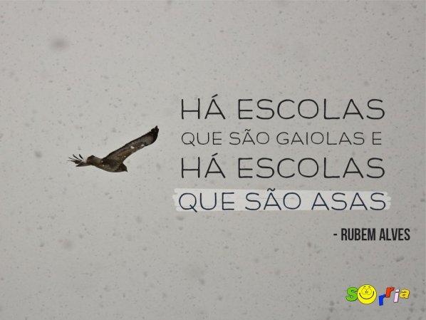 Frases De Rubem Alves Psicanálise Educação E Teologia