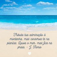 Frases Sobre Praia Hmmm Que Delícia