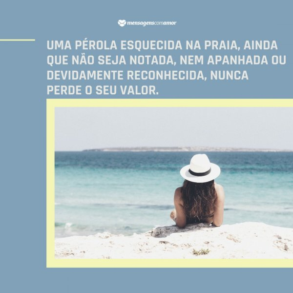 Pérola Frases Sobre Praia Lugares