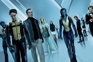 Personagens do X-Men.