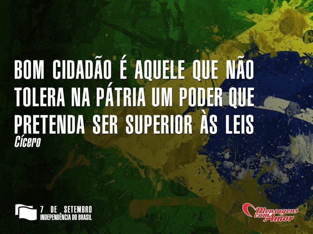 Independência Do Brasil 7 De Setembro Datas Especiais