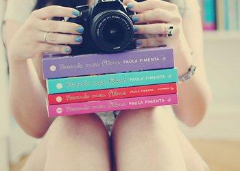 Trechos De Livros De Paula Pimenta Livros Cor De Rosa