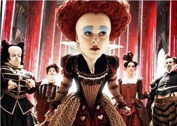 Rainha Vermelha - Alice no País das Maravilhas - Filmes