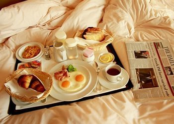 Café Da Manhã Romântico Dia Dos Namorados Romântico Dia Dos
