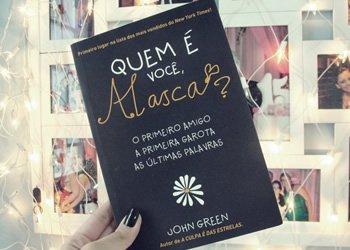 Leia Frases Do Livro Quem é Você Alasca De John Green