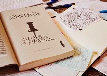 Frases De Cidades De Papel Um Livro De John Green