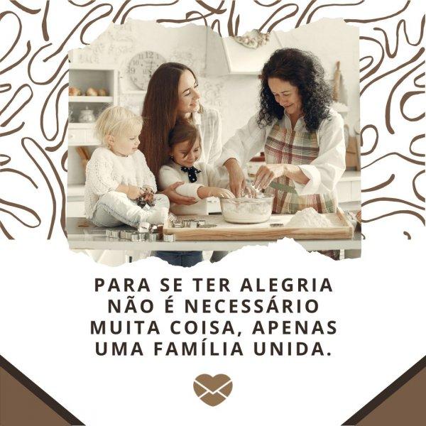 Frases Sobre Família A Base De Tudo