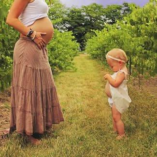 Tal Mãe Tal Filha Imagens Que Demonstram Essa Incrível Conexão