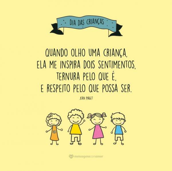 Frases Sobre Crianças Pureza Sinceridade E Alegria
