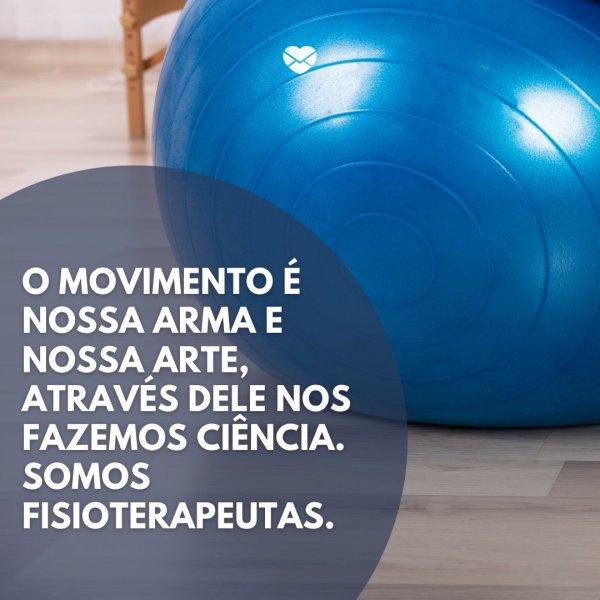 Dia do Fisioterapeuta. Mensagens para aqueles que curam ...