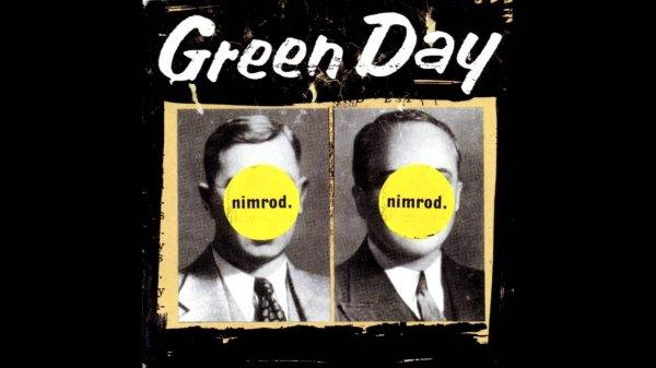 Capa do álbum Good Riddance de Green Day