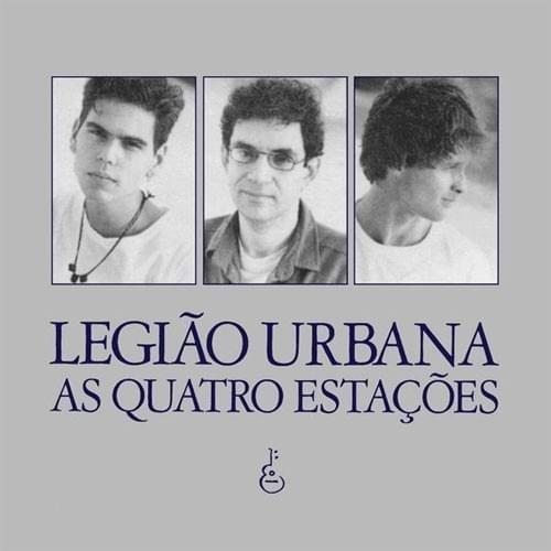 Capa do álbum As Quatro Estação do Legião Urbana