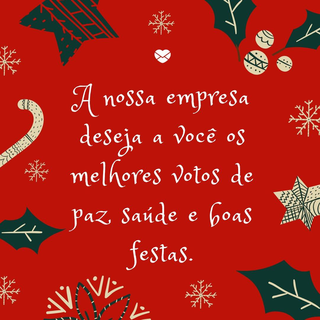 Boas Festas Aos Clientes Mensagens De Natal Para Clientes Natal