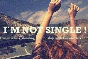 cf234cadc Incômodo - Razões para ser solteiro - Amor-próprio