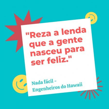 Frases De Músicas Nacionais O Melhor Jeito De Ser Brasileiro
