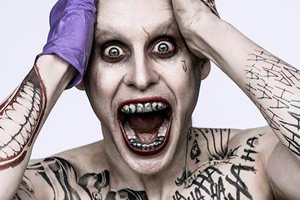 Coringa Jared Leto Rock