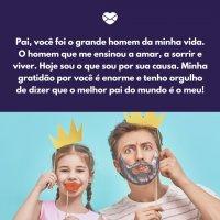 Mensagens Para O Melhor Pai Do Mundo