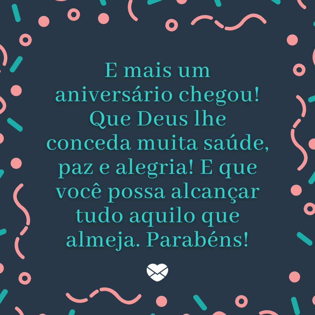Desejos - Camila Caproni - Aniversário
