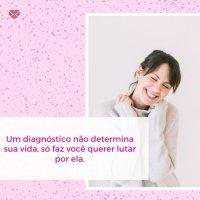 Mensagens Para Outubro Rosa Vista A Camisa Contra O Câncer