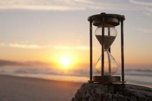 O Tempo Passa E Ninguém Vê Pare Respire E Reflita