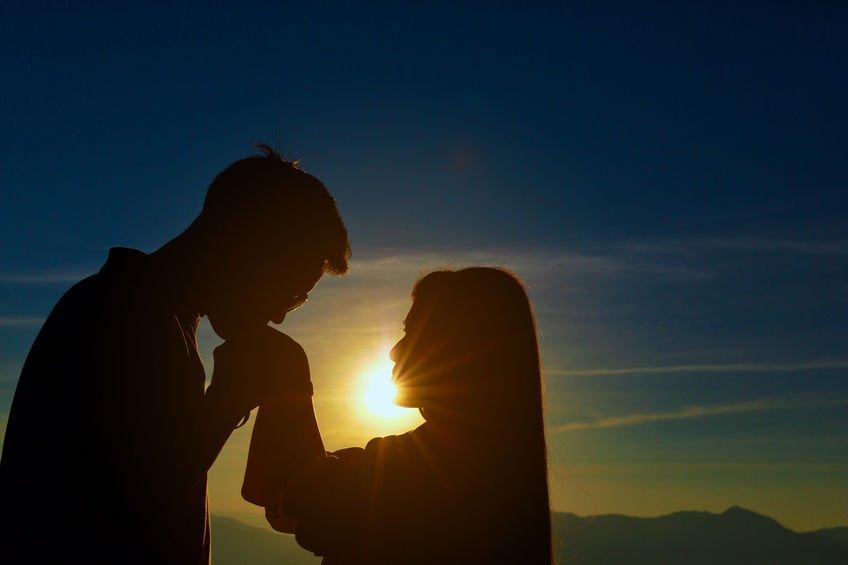 Deixa Eu Te Amar Eu Nunca Senti Algo Tão Puro Confie Em Mim