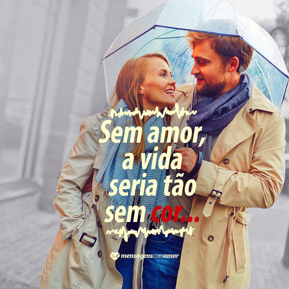 'Sem amor, a vida seria tão sem cor...' - 10 razões para amar sem medo