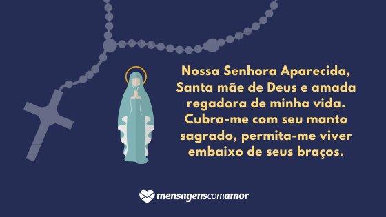 Frases Nossa Senhora Aparecida: Salve A Padroeira Do Brasil!