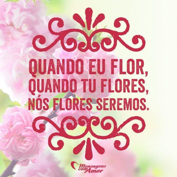 Flores 11 Frases Para Quem Vive Um Grande Amor Amor