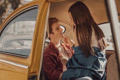 Não Há Nada Nesse Mundo Maior Que Meu Amor Por Você Filha: Declarações Românticas