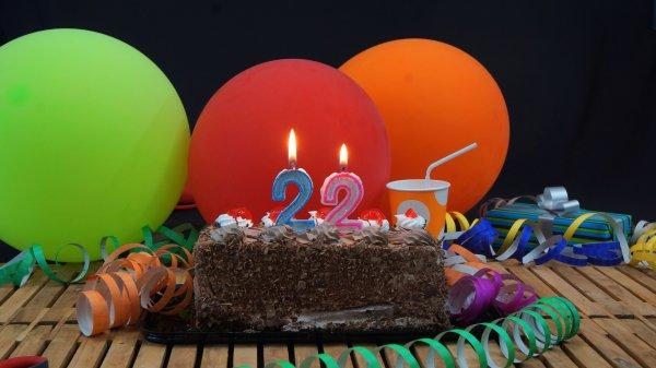 Mensagens Para Aniversário De 22 Anos A Juventude é Agora