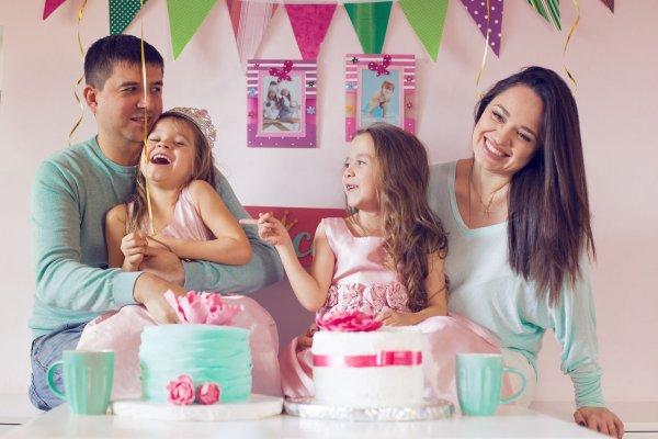 Feliz Aniversário Para Sobrinhos Gêmeos Parabéns Em Dose Dupla