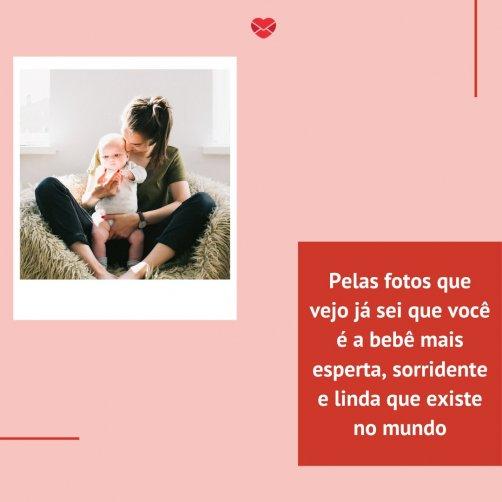 Mensagens Para Bebê De 6 Meses Mas Uma Data Especial Do Seu Filho