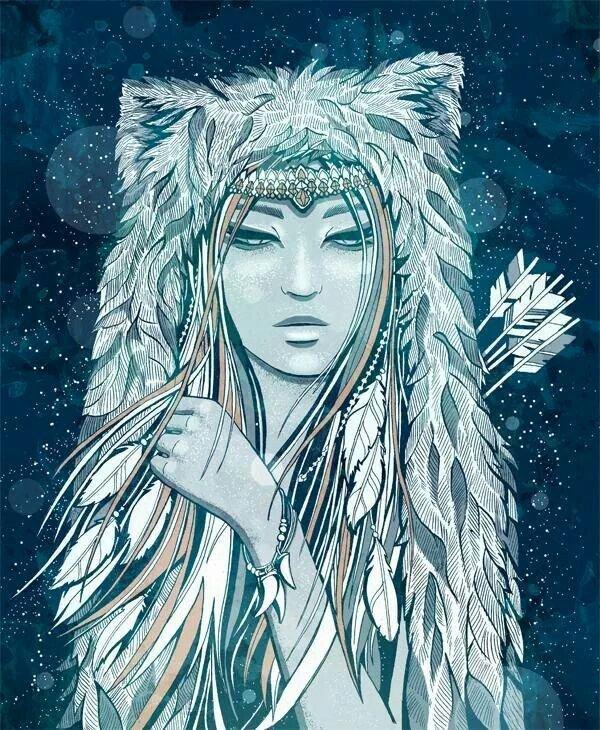 Personalidade - Skadi - Mitologia