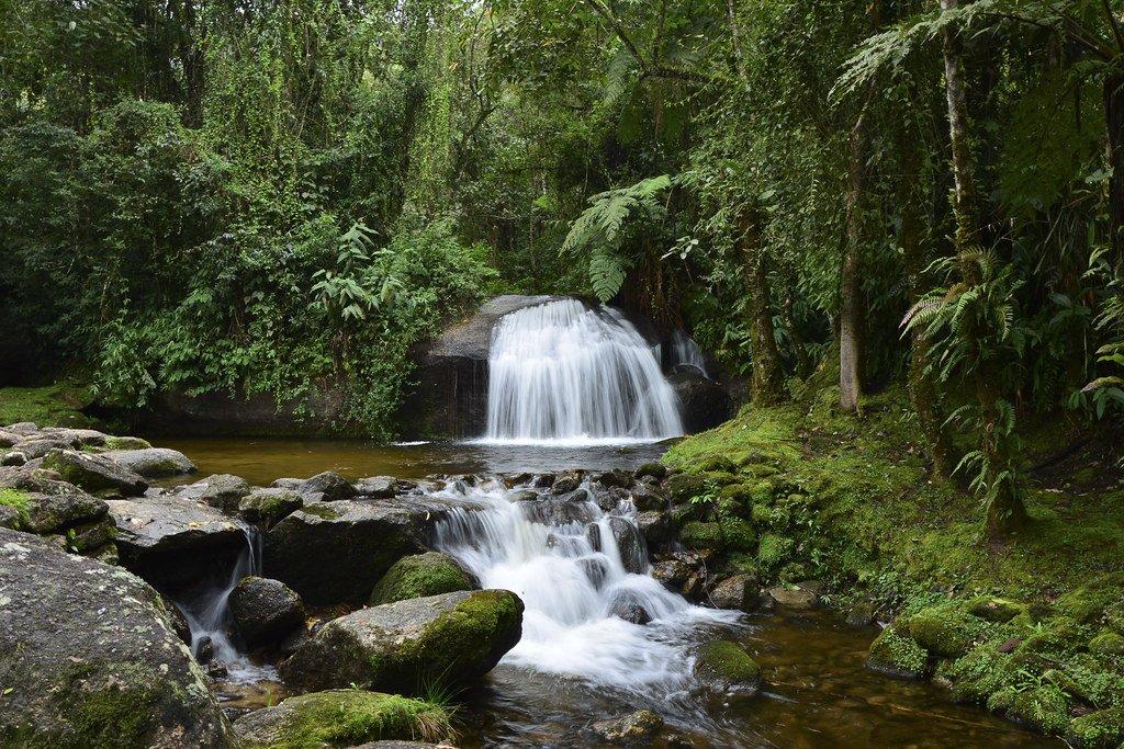 Cachoeira de Visconde de Mauá, RJ